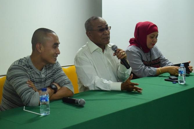 Testimoni Rektor Dr. El Amry B. Putera, MA tentang keberhasilan menurunkan berat badan 12 kg kurang dari 3 bulan