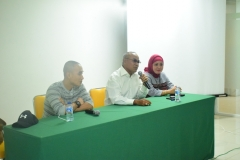 Testimoni Rektor Dr. El Amry B. Putera, MA