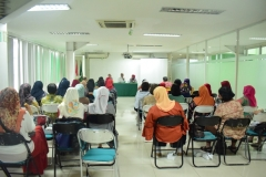 Suasana Seminar Diet Ketofatosis