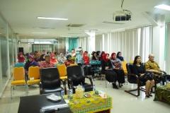 Suasana Seminar Diet Ketofatosis yang Tenang