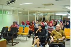 Suasana Seminar Diet Ketofatosis Mendengarkan Penjelasan Diet Ketofatosis3