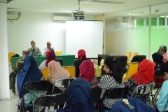 Suasana Seminar Diet Ketofatosis Mendengarkan Penjelasan Diet Ketofatosis4