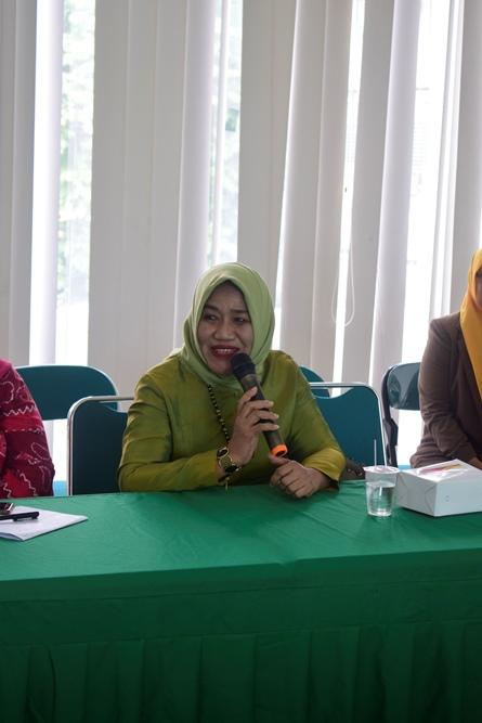 Prof. Dr. Hj. Syamsiah Badruddin M.Si