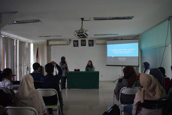 seminar konservasi primata