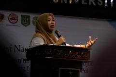 Direktur Eksekutif Perkumpulan untuk Pemilu dan Demokrasi (Perludem) Titi Anggraini