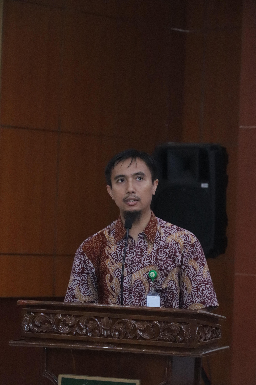 Human Capital Manager Dompet Dhuafa M. Habibullah