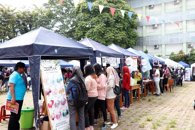 Suasana Entrepreunership Expo