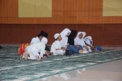 Para Peserta Acara Bukber dan Santunan