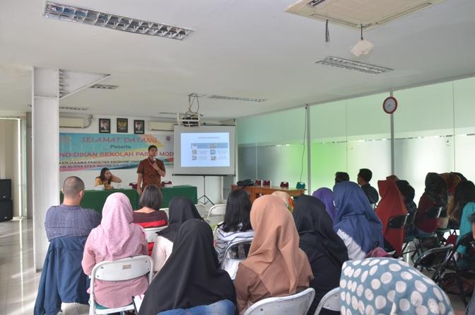 Fakultas Ekonomi adakan Pendidikan Pasar Modal (2)