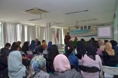Fakultas Ekonomi adakan Pendidikan Pasar Modal (1)