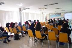 Fakultas Ekonomi UNAS Gelar Pendidikan Sekolah Pasar Modal (2)