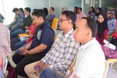 Fakultas Ekonomi UNAS Gelar Pendidikan Sekolah Pasar Modal (7)