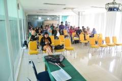 Fakultas Ekonomi UNAS Gelar Pendidikan Sekolah Pasar Modal (8)