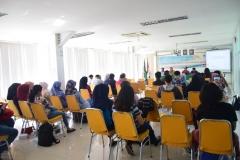 Fakultas Ekonomi UNAS Gelar Pendidikan Sekolah Pasar Modal (9)