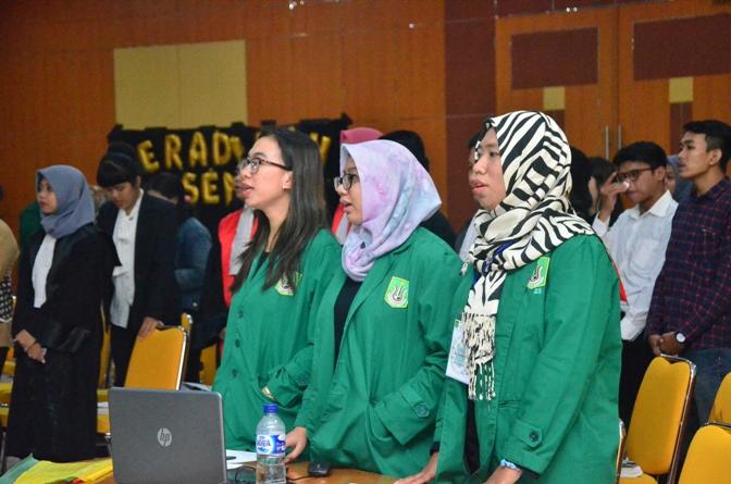 Fakultas Hukum Adakan Kompetisi Peradilan Semu Internal (2)