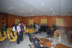 Fakultas Hukum Adakan Kompetisi Peradilan Semu Internal (4)