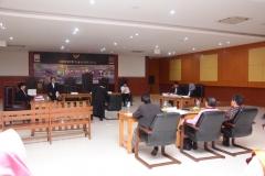 Fakultas Hukum Adakan Kompetisi Peradilan Semu Internal (9)