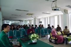 Fakultas Hukum Adakan Kuliah Umum Dengan Tema Hukum Siber (5)