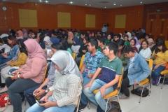 Fakultas Hukum UNAS & KEMENHUMKAM RI adakan Sosialisasi Kekayaan Intelektual (6)