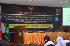 Fakultas Sastra Indonesia Gelar Pelatihan Penulisan Artikel Ilmiah (10)