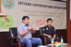 Fakultas Teknik dan Sains Selenggarakan Seminar Bertajuk Membangkitkan Jiwa Kepemimpinan Bagi Mahasiwa (9)