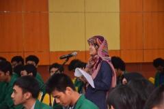 Fakultas Teknik dan Sains Selenggarakan Seminar Bertajuk Membangkitkan Jiwa Kepemimpinan Bagi Mahasiwa (2)