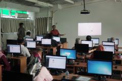 Pengenalan aplikasi Appsta sebagai sarana untuk mempermudah proses bimbingan tugas akhir dosen dan mahasiswa