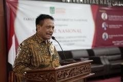 DekanFakultas Hukum Prof. Dr. Basuki Rekso Wibowo, S.H., M.Si.