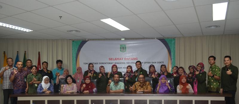FIKES Lakukan Evaluasi Usulan Pembukaan Prodi Pendidikan Profesi Ners (19)