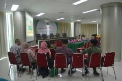 FIKES Lakukan Evaluasi Usulan Pembukaan Prodi Pendidikan Profesi Ners (1)