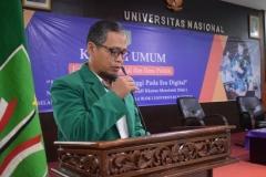 Fisip Adakan Kuliah Umum Kesiapan Perguruan Tinggi Pada Era Digital (2)