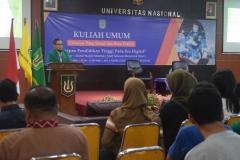 Fisip Adakan Kuliah Umum Kesiapan Perguruan Tinggi Pada Era Digital (4)