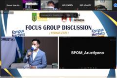 "FGD Webinar Series FISIP UNAS dengan tema ""Strategi Memperkuat Penetrasi Produk Kosmetik Lokal di Pasar Domestik : Pentingnya Pengendalian Impor Kosmetik"" pada hari Kamis, 03 Juni 2021"