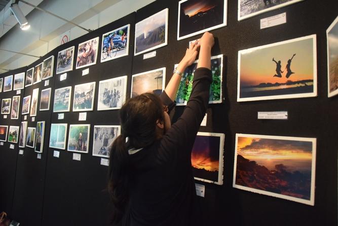 Hasil Foto Karya Mahasiswa ditampilkan dalam Pameran (5)