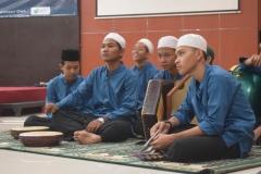 Pertunjukan musik islami (2)