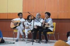 Pertunjukan musik islami