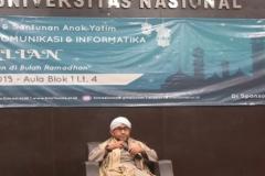 Penceramah agama oleh Habib Abdallah Bin Ja'far Assegaf