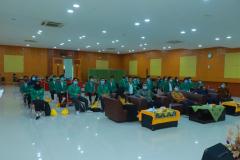Pelepasan Wisudawan/Wisudawati Sarjana Strata-1 Fakultas Teknik Dan Sains Universitas Nasional Semester Ganjil Tahun Akademik 2020/2021, pada Sabtu 10 April 2021 di Auditorium Blok 1 Lantai 4 UNAS
