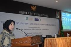 Gandeng BSN, UNAS Berencana Standarisasi Laboratorium (4)