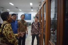 Gandeng BSN, UNAS Berencana Standarisasi Laboratorium (15)
