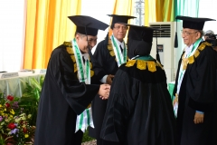 Pengukuhan Guru Besar UNAS
