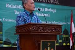 DekanFakultas Biologi Drs. Imran Said Lumban Tobing, M.Si