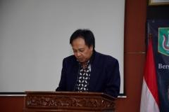 Kepala Biro Administrasi Sumber Daya Manusia Ir. Tri Waluyo, M.Agr