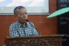 Ketua Program Studi Ilmu Hubungan Internasional Drs. Reuspatyono, M.Si