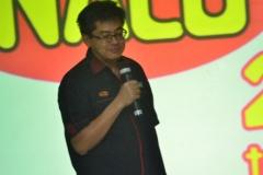 CEO Inaco saat presentasi