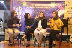 Suasana NGOPI bersama para alumni Ilmu Administrasi Publik