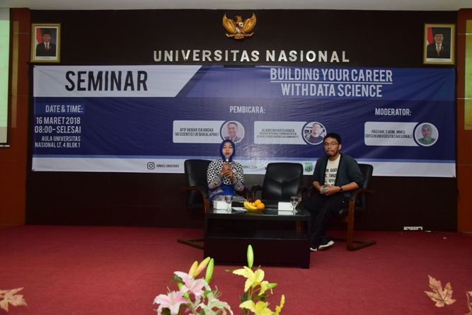 Himasi Ajak Mahasiswa Kembangkan Data Science (3)