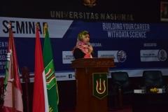 Himasi Ajak Mahasiswa Kembangkan Data Science (2)