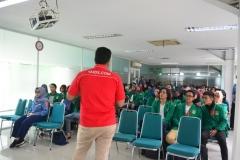 Himasos & Yayasan Aids Indonesia Adakan Penyuluhan HIV-AIDS (5)