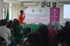 Himasos & Yayasan Aids Indonesia Adakan Penyuluhan HIV-AIDS (1)